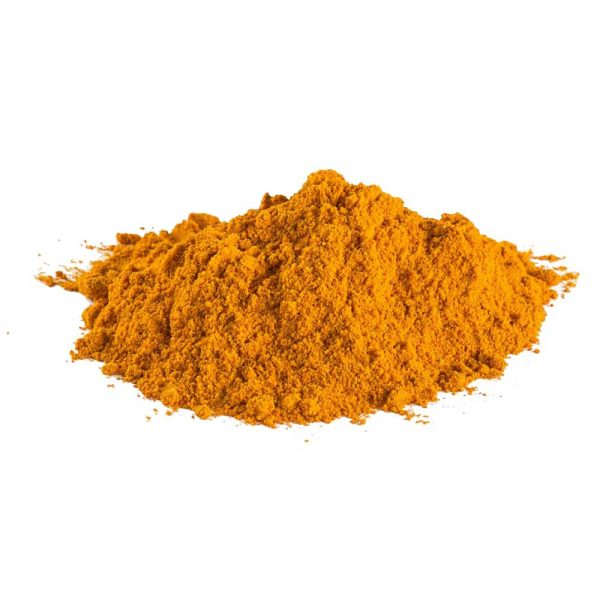 turmeric spice background