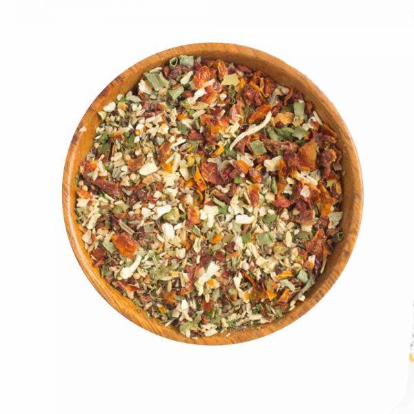 Chimichurri Herbs into a bowl