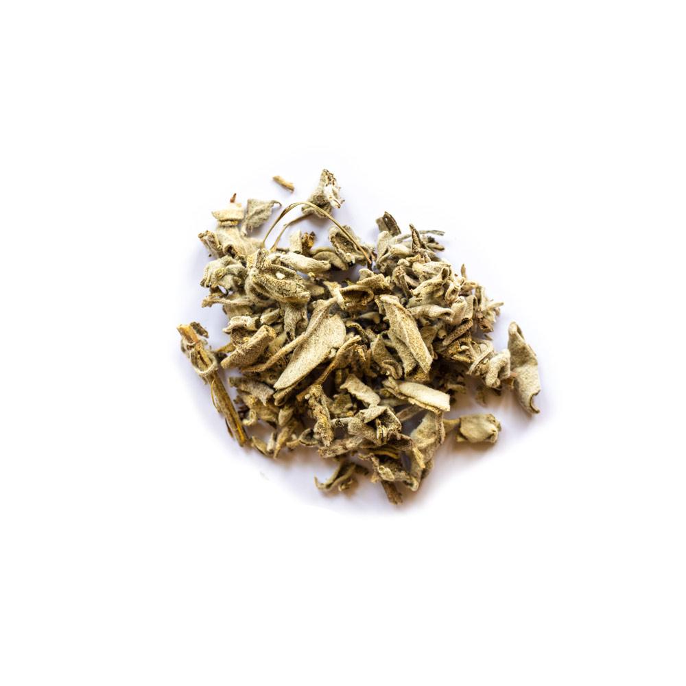 Salbei-Blätter Tee